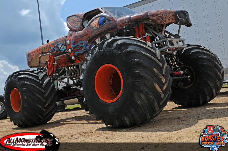Monster Jam Dog >> Brutus Monster Truck - Bing images