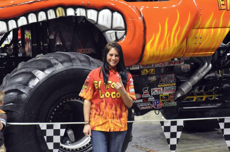 Monster Jam Las Vegas >> Dayton, Ohio - Monster Jam - March 17, 2012 (2pm show) - AllMonster.com - Where Monsters Are ...