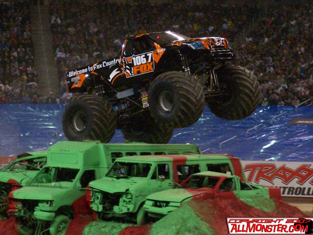 Jersey City Ford >> Detroit, Michigan -Monster Jam - January 27, 2007 - AllMonster.com - Where Monsters Are What ...