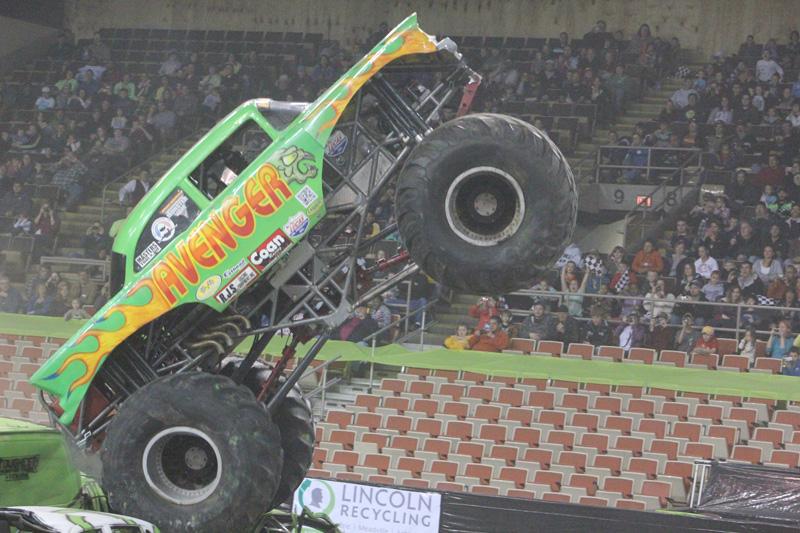 Toughest Monster Truck Tour April