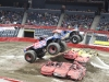 Morgan Kane - Stone Crusher - Jon Zimmer - AMSOIL Shock Therapy - Monster Jam - Evansville