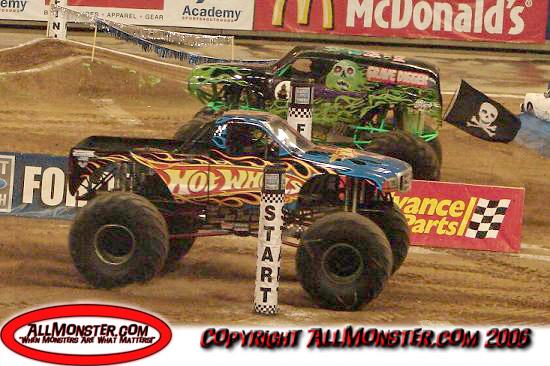 Houston Texas Monster Jam February AllMonstercom - Monster car show houston tx