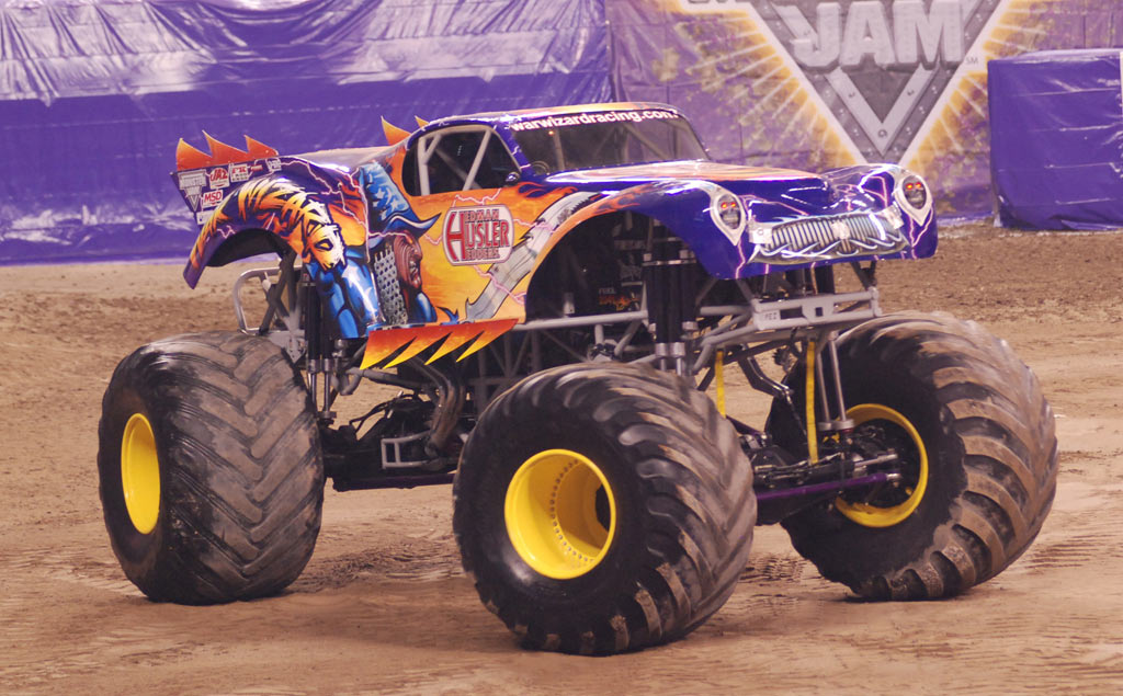 Monster Trucks invade the Lucas Oil Speedway! Monster Truck Nationals - Part of the Indiana State Fair Indiana State Fairgrounds | Indianapolis, IN | August 16 &