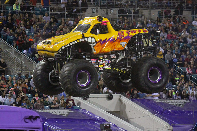 Monster Jam – Jacksonville will be held on 01 Sept in Jacksonville, United States of America. This event showcases products like wide range of various trucks & toys based products and many more related products and services etc. in the Sporting Goods, Toys & Games industry.