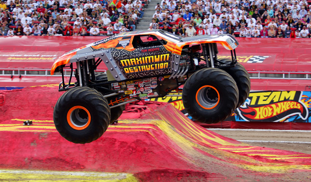 Monster Jam World Finals 13 Photos Las Vegas Nevada