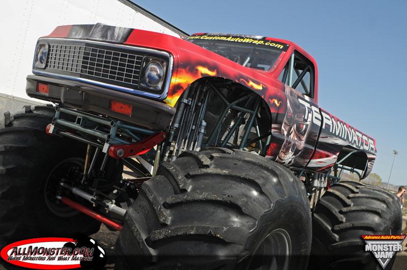 Monster Jam World Finals Las Vegas 2013