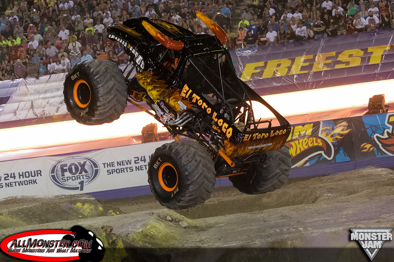 Monster Jam Las Vegas 2015 - 2019-2020 New Upcoming Cars by