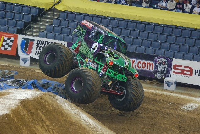 Monster Jam is one of the most loved motorsport events in the states. This year, the monster trucks and their drivers are coming to Memphis, Tennessee for another action packed spectacle. Get Monster Jam Memphis tickets and see who wins the wheelie competition, donut .