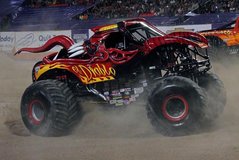 Monster Jam Las Vegas >> Miami, Florida - Monster Jam - February 8, 2014 - AllMonster.com - Where Monsters Are What Matters!