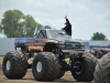Jon Zimmer - Excaliber - Midwest Monster Truck Events - Mount Pleasant 2012