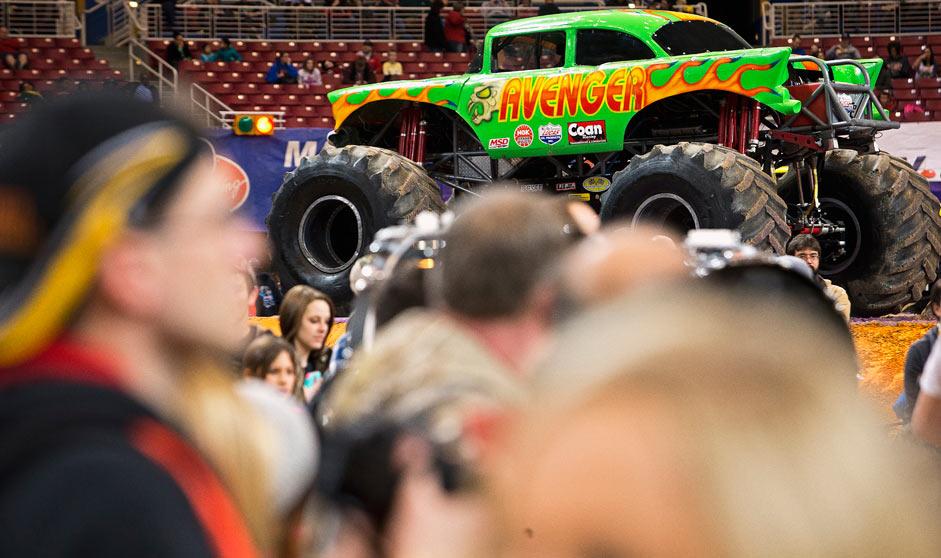 Monster Mopar Weekend St Louis Mo 2015 Html Autos Post