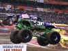 Dennis Anderson - Grave Digger - Chad Fortune - Captain America
