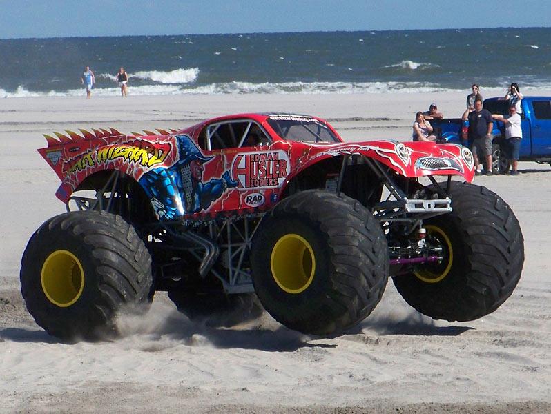 Monster Trucks Wildwood New Jersey