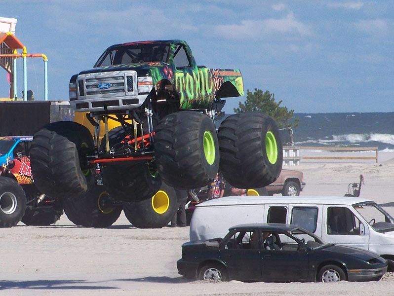 2014 Monster Trucks Wildwood NJ