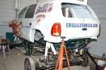 Eradicator Display Truck and More