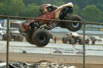 Stafford Springs, Connecticut – Monster Jam – August 21, 2005
