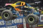 Hampton, Virginia – Monster Jam – November 14, 2008
