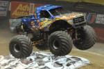 Hampton, Virginia – Monster Jam – February 15, 2009