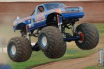Concord, North Carolina – Monster Truck Challenge – August 15, 2009