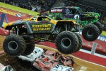 Charlotte, North Carolina – Monster Jam – February 12, 2010