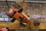 Philadelphia, Pennsylvania – Monster Jam – June 12, 2010