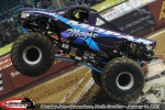 Greensboro, North Carolina – Monster Jam – January 14, 2011