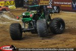 Greensboro, North Carolina – Monster Jam – January 15, 2011