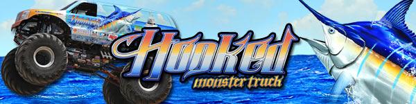 Hooked Monster Truck