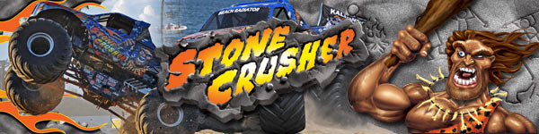 Stone Crusher Monster Truck