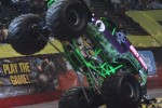 Albany, New York – Monster Jam – January 22, 2011