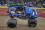 Sacramento, California – Monster Jam – January 22, 2011