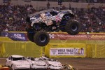 Indianapolis, Indiana – Monster Jam – January 29, 2011