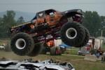 Rutland, Vermont – All Star Monster Truck Tour – July 10, 2010