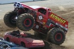 Stafford Springs, Connecticut – Monster Jam – August 1, 2010