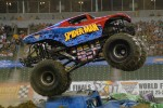 Cincinnati, Ohio – Monster Jam – July 10, 2010