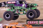 Grave Digger 20 to Debut at SEMA