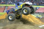 Columbus, Ohio – Monster Jam – January 9, 2010