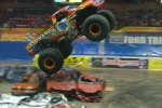 Wheeling, West Virginia – Monster Jam – February 26-28, 2010