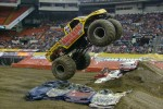 Pittsburgh, Pennsylvania – Monster Jam – February 19-21, 2010