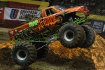 Milwaukee, Wisconsin – Monster Jam – January 15-16, 2010