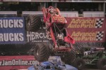 Sacramento, California – Monster Jam – January 23, 2010