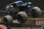 Hampton, Virginia – Monster Jam – November 11, 2011