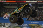 Minneapolis, Minnesota – Monster Jam – January 24, 2010
