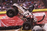 Cincinnati, Ohio – Monster Jam – January 4, 2009