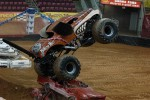 Raleigh, North Carolina – Monster Jam – January 26, 2008