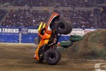 Indianapolis, Indiana – Monster Jam – January 24, 2009