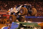 San Diego, California – Monster Jam – January 19, 2008