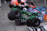 Charlottesville, Virginia – Monster Jam – March 8, 2008