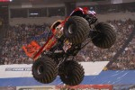 Minneapolis, Minnesota – Monster Jam – January 19, 2008