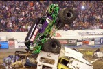 Indianapolis, Indiana – Monster Jam – January 29, 2005